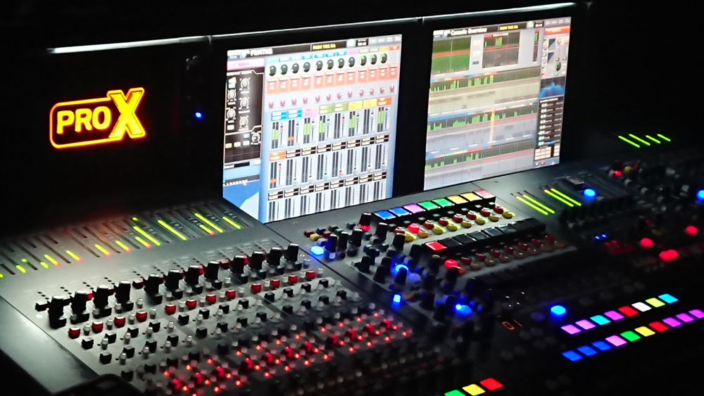 Midas Mixing Console